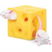 Rozciągliwy Ser z Myszami