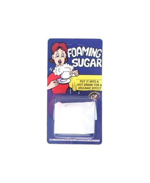 Pieniący się Cukier