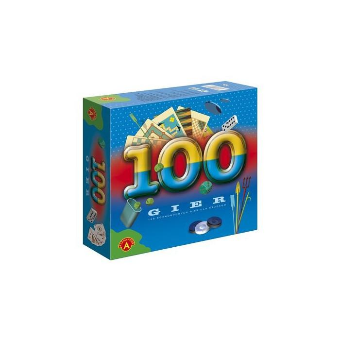 Zestaw 100 gier