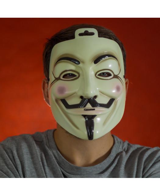 Maska V jak Vendetta