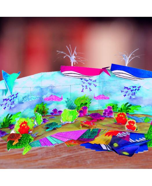 Zestaw Origami