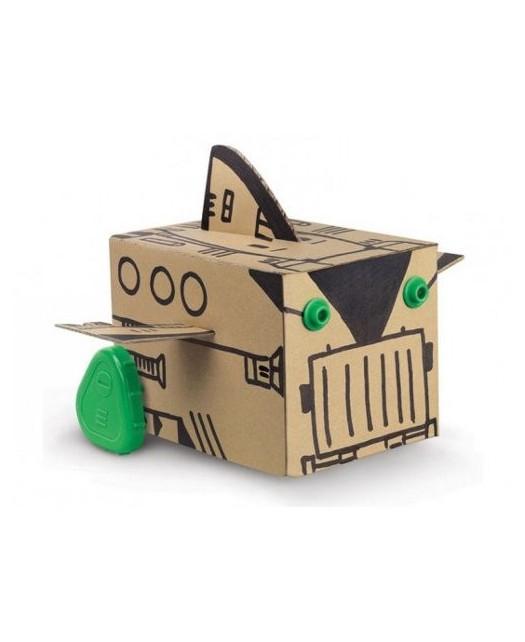 Ekologiczny Robot Pudełkowy