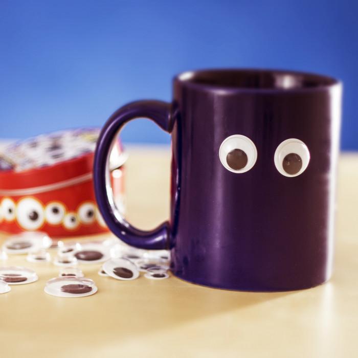 Wytrzeszczaki - Samoprzylepne Oczy
