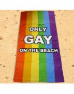 Ręcznik Only Gay On The Beach