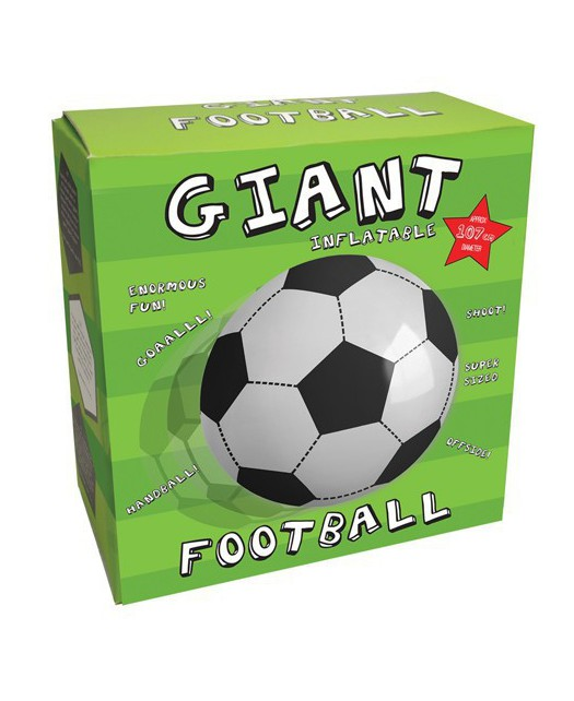 Gigantyczna Dmuchana Piłka