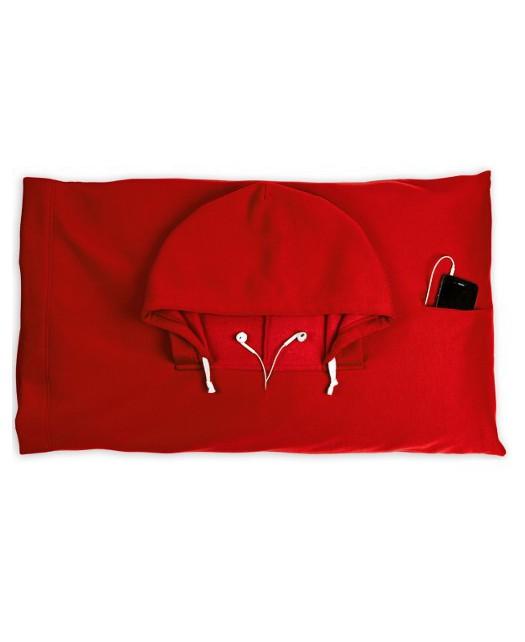 Poszewka na poduszkę z kapturem