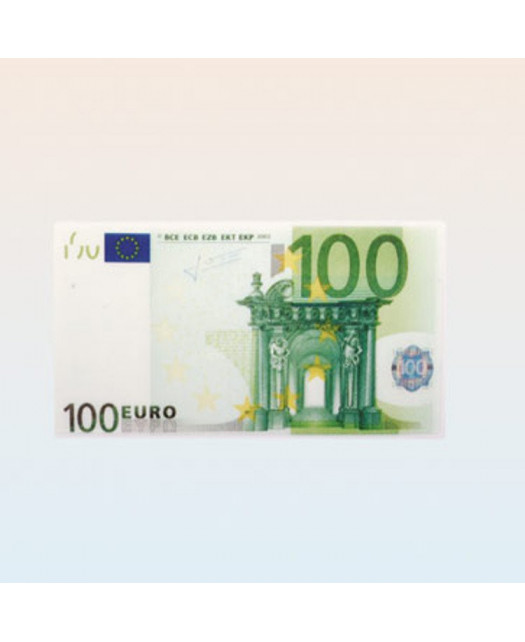 Gumka do ścierania - 100 Euro