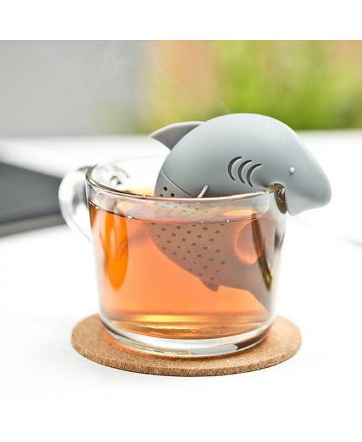 Parzydełko do Herbaty Rekin