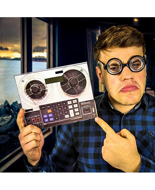 Retro kalkulator