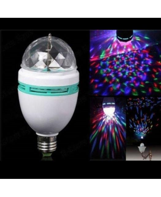 Żarówka LED Projektor Disco