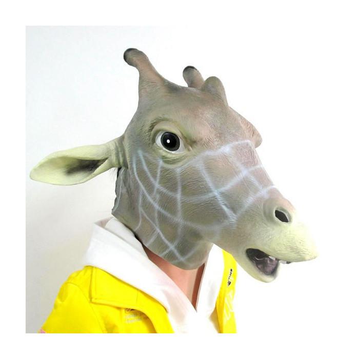 Maska Żyrafy