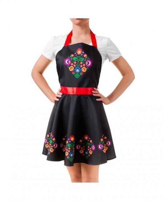 Fartuszek Sukienka