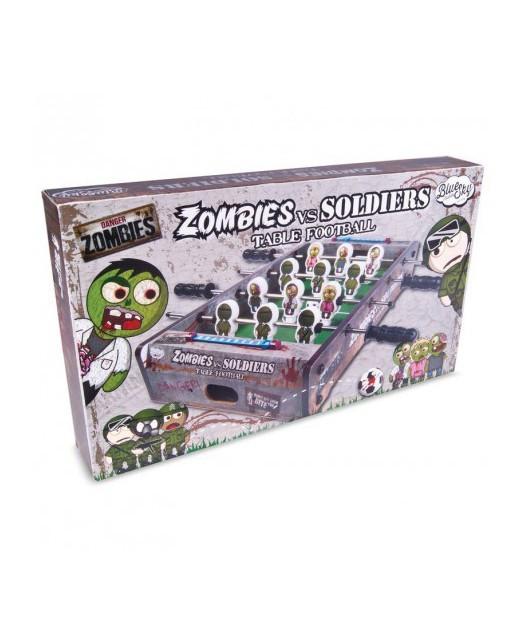 Stół Piłkarski - Żołnierze kontra Zombie