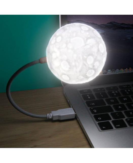Księżycowa Lampka USB