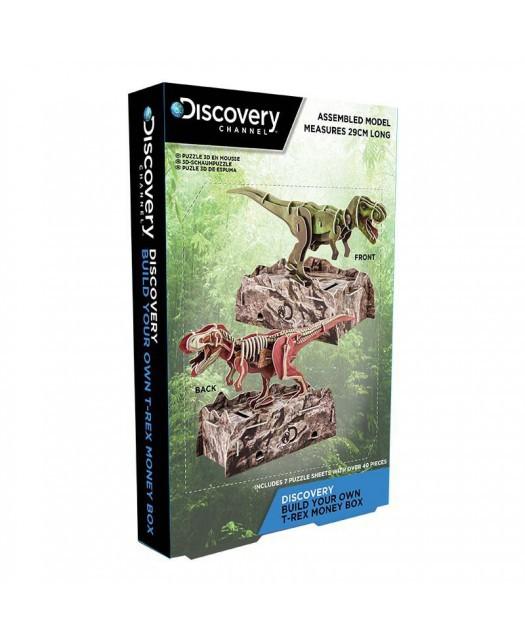 Zbuduj Swojego T-Rex'a Discovery Channel
