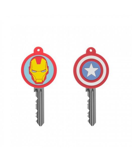Nakładki na klucze - Marvel Avengers