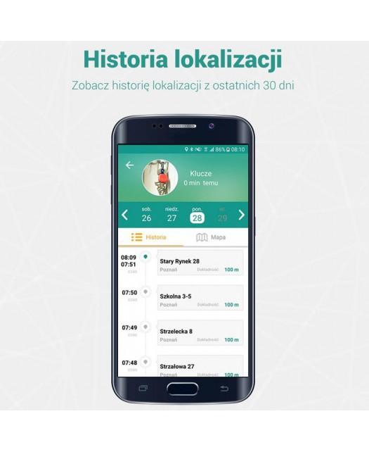 Lokalizator Bluetooth - NotiOne
