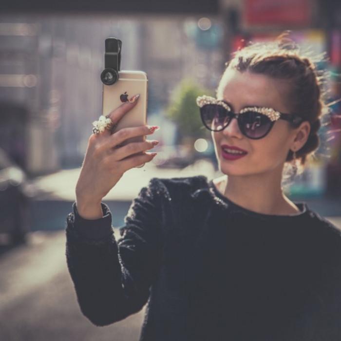 Obiektywy do Smartfona