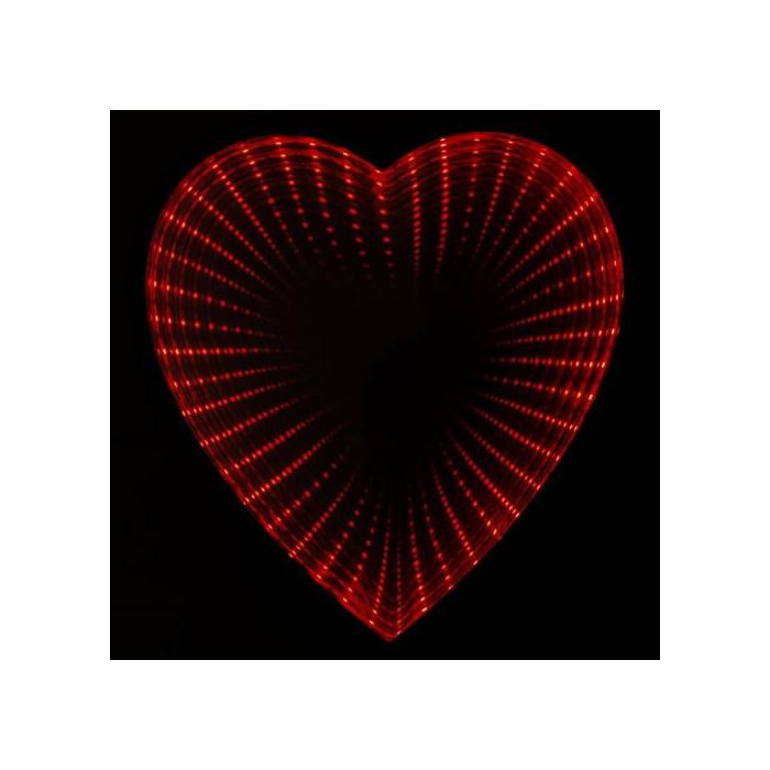 Nieskończone Serce LED