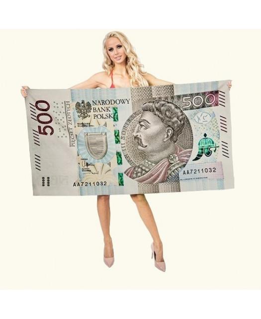 Ręcznik 500zł