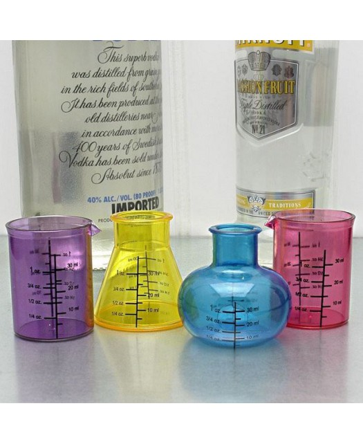 Kieliszki Laboratoryjne