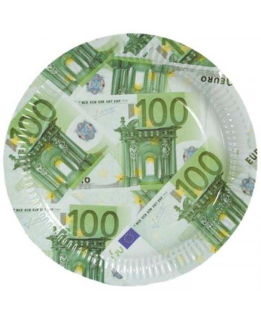 Talerzyki 100 Euro