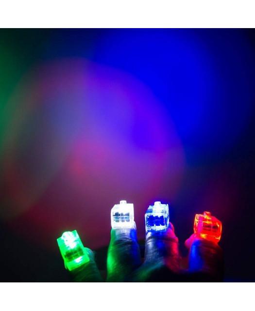 Dyskotekowe Palce LED