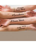 Tatuaże na Wieczór Panieński